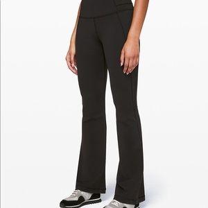 Lululemon Flare Yoga Pants